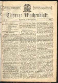 Thorner Wochenblatt 1863, No. 111