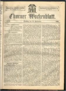 Thorner Wochenblatt 1863, No. 112