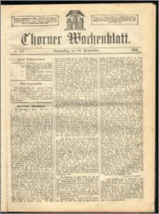 Thorner Wochenblatt 1863, No. 113