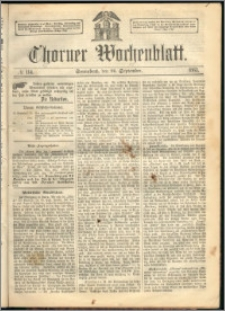 Thorner Wochenblatt 1863, No. 114