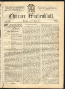 Thorner Wochenblatt 1863, No. 115