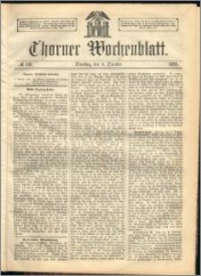 Thorner Wochenblatt 1863, No. 118 + Extra Beilage