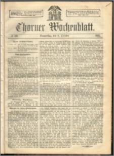 Thorner Wochenblatt 1863, No. 119 + Beilage