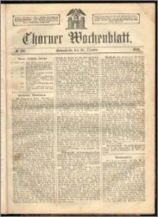 Thorner Wochenblatt 1863, No. 120 + Beilage
