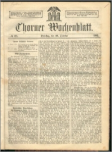 Thorner Wochenblatt 1863, No. 121