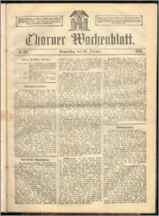 Thorner Wochenblatt 1863, No. 122 + Extra Beilage
