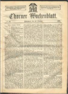 Thorner Wochenblatt 1863, No. 123 + Beilage