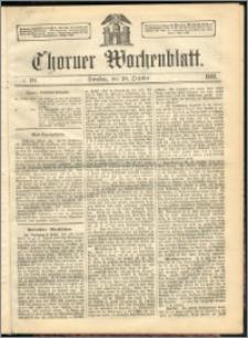 Thorner Wochenblatt 1863, No. 124