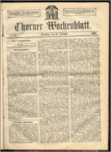 Thorner Wochenblatt 1863, No. 127 + Beilage