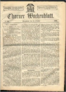 Thorner Wochenblatt 1863, No. 129