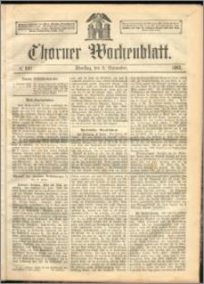 Thorner Wochenblatt 1863, No. 130 + Beilage