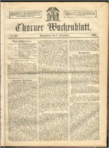 Thorner Wochenblatt 1863, No. 132