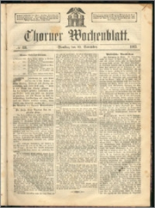 Thorner Wochenblatt 1863, No. 133