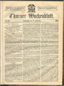 Thorner Wochenblatt 1863, No. 134