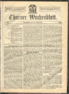 Thorner Wochenblatt 1863, No. 135