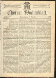 Thorner Wochenblatt 1863, No. 137