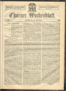 Thorner Wochenblatt 1863, No. 139