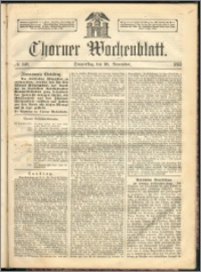 Thorner Wochenblatt 1863, No. 140