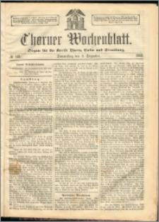 Thorner Wochenblatt 1863, No. 143