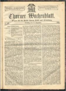 Thorner Wochenblatt 1863, No. 145 + Beilage