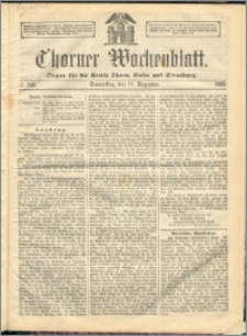 Thorner Wochenblatt 1863, No. 149