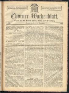 Thorner Wochenblatt 1863, No. 150 + Beilage, Extra Beilage