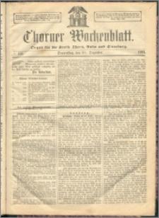 Thorner Wochenblatt 1863, No. 152
