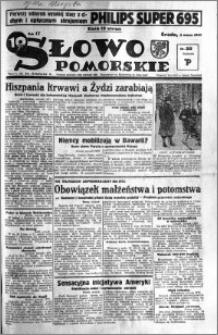 Słowo Pomorskie 1937.03.03 R.17 nr 50