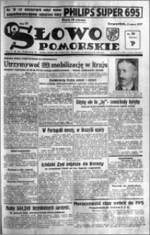 Słowo Pomorskie 1937.03.04 R.17 nr 51