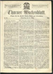Thorner Wochenblatt 1864, No. 30