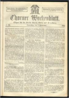 Thorner Wochenblatt 1864, No. 103