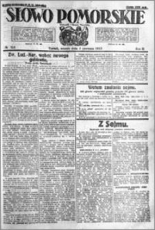 Słowo Pomorskie 1923.06.05 R.3 nr 125