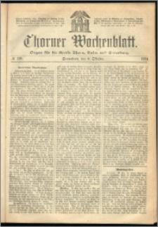 Thorner Wochenblatt 1864, No. 120 + Beilage