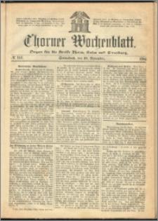 Thorner Wochenblatt 1864, No. 144 + Beilage