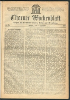 Thorner Wochenblatt 1864, No. 151
