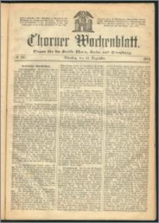 Thorner Wochenblatt 1864, No. 157 + Beilage, Extra Beilage