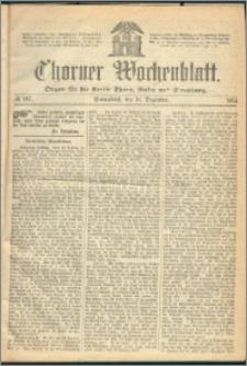 Thorner Wochenblatt 1864, No. 167 + Beilage