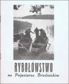 Rybołówstwo na Pojezierzu Brodnickim