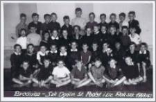 Zdjęcie klasowe rocznik 1959/1960 I