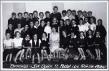 Zdjęcie klasowe rocznik 1959/1960 II