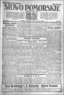 Słowo Pomorskie 1923.06.24 R.3 nr 142