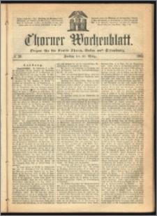 Thorner Wochenblatt 1865, No. 39