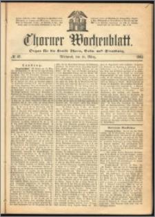 Thorner Wochenblatt 1865, No. 42