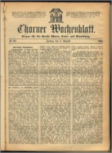 Thorner Wochenblatt 1865, No. 121