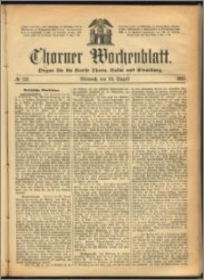Thorner Wochenblatt 1865, No. 132