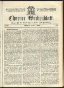 Thorner Wochenblatt 1865, No. 168