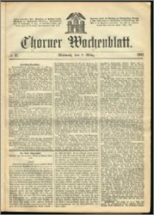 Thorner Wochenblatt 1866, No. 37
