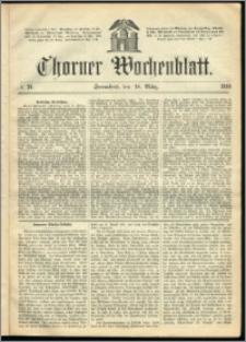 Thorner Wochenblatt 1866, No. 39