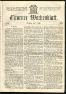 Thorner Wochenblatt 1866, No. 102