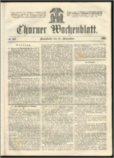 Thorner Wochenblatt 1866, No. 145
